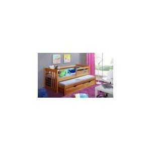 House and Garden Lit enfant Daniel sans matelas en bois (90 x 200 cm)