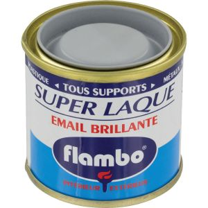 Flambo Laque brillante - 50 ml - Gris clair