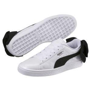 Puma Basket Bow W chaussures blanc 38,0 EU