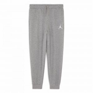 Jordan Pantalon Jumpman Fleece Homme gris