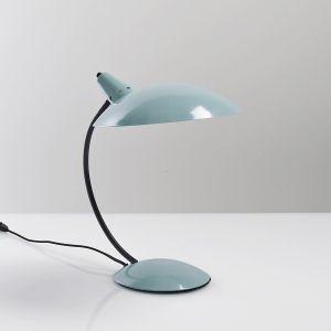 Lampe à poser métal vintage, Rosella Vert Céladon Taille Taille Unique