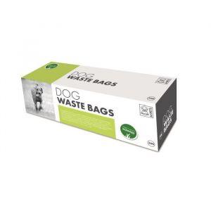 M pets Dog Waste bags - Recharge ramasse crottes pour chien 300 pièces senteur herbe verte
