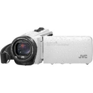 JVC GZ-R495W Quad Proof Blanc - Caméscope numérique