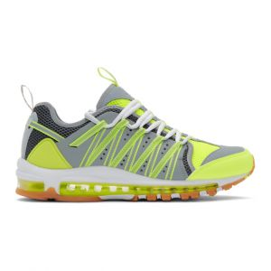 Nike Chaussure x CLOT Air Max Haven pour Homme - Jaune - Taille 44.5 - Male
