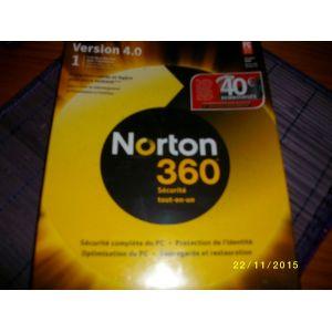 Norton 360 (Version 4.0) [Windows]
