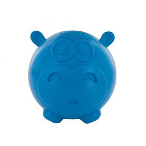 PetSafe Jouet Hippster - Distributeur hippopotame pour chien M/L