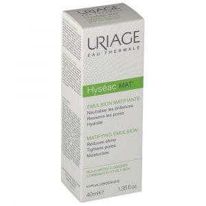 Uriage Hyséac Mat - Crème peaux grasses