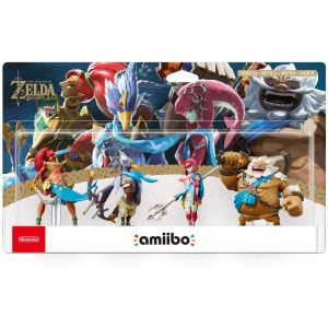 Nintendo Amiibo Prodiges Zelda : Breath of the Wild Recken