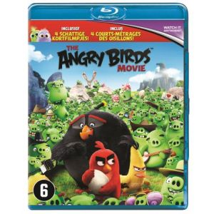 Angry Birds: Le film - Coffret Cadeau + Red en Peluche [2016]