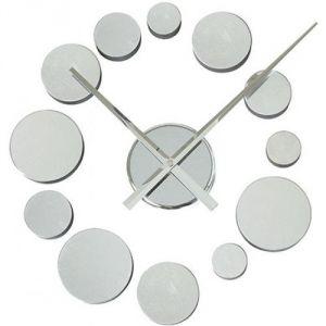 Horloge murale poids inspirée Karlsson