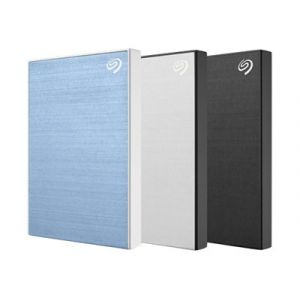 Seagate Backup Plus Portable 5 To Argent (USB 3.0)