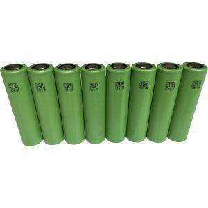 Sony US18650FTC1 Pile rechargeable spéciale 18650 à tête plate LiFePO 4 3.2 V 1100 mAh