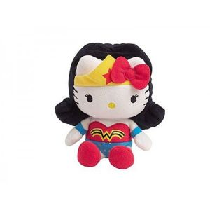 Jemini Peluche Hello Kitty Wonder Woman 40 cm