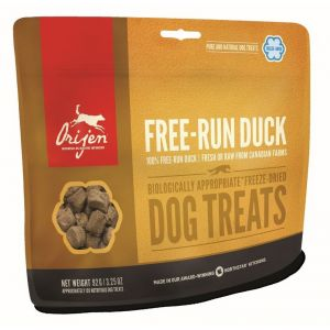 Orijen Free-Run Duck (Canard) Treats pour chien 42.5 g