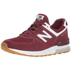New Balance Ms574 chaussures bordeaux Gr.42 EU