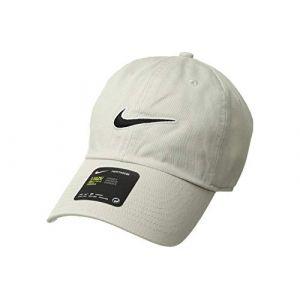 Nike Casquette H86 Essential Swoosh - Gris/Noir - Gris - Taille One Size