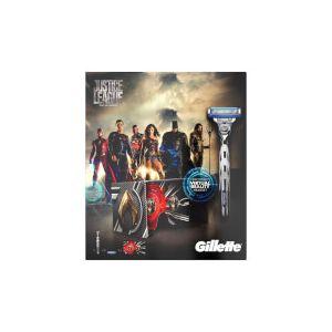 Gillette Mach3 Turbo Justice League Gift Set