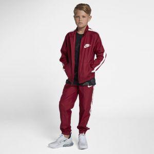 Nike Survêtement Sportswear Garçon plus âgé - Rouge - Taille M