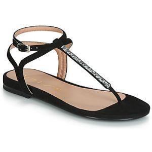 Unisa Sandales CHARLE Noir - Taille 36,37,38,39,40,41