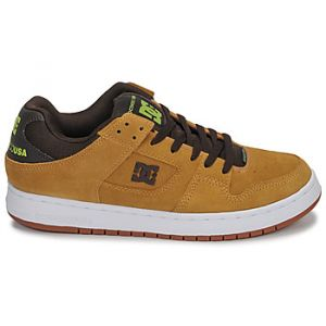 DC Shoes Baskets basses MANTECA SE Marron - Taille 39,40,41,42,43,44,45,46,47