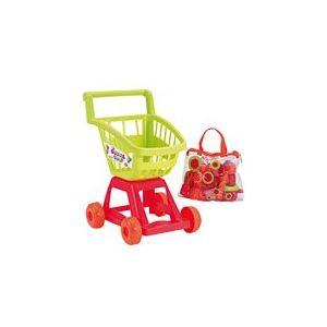 Ecoiffier 122640 - Chariot et son sac de dinette