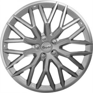 Gulf 4 enjoliveurs gris GT40 16 pouces