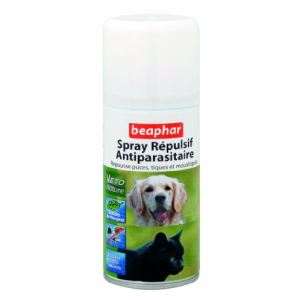 Beaphar Spray insectifuge pour chiens et chats (150 ml)