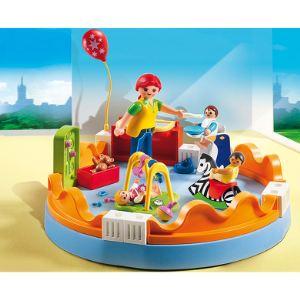 Playmobil 5570 City Life - Espace crèche avec bébés
