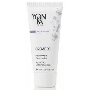 YonKa Paris Crème 93 - Equilibrante, peaux mixtes