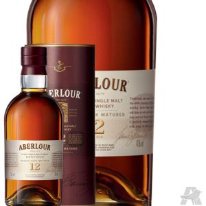 Aberlour Whisky Ecosse Speyside Single Malt 12 ans 40 % vol. 70 cl