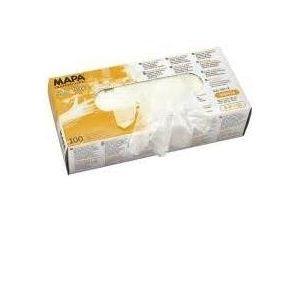 Mapa Boite de 100 gants vinyle jetables (6) - Taille : 6 -