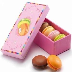 Djeco Boîte de 6 macarons
