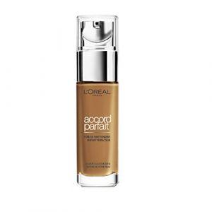 L'Oréal Accord Parfait Fluide 9.5D/W Acajou