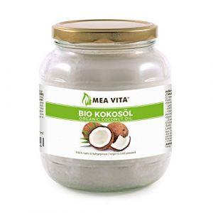 Mea Vita Huile de noix de coco biologique extra vierge