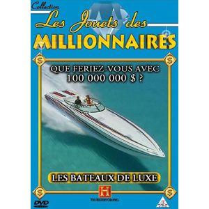 Les Jouets des millionnaires : Les Bâteaux De Luxe