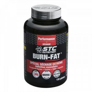 Laboratoires Ineldea STC Nutrition Burn-Fat - 120 gélules