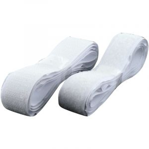 PVM Bande adhésive auto-agrippante - Blanc