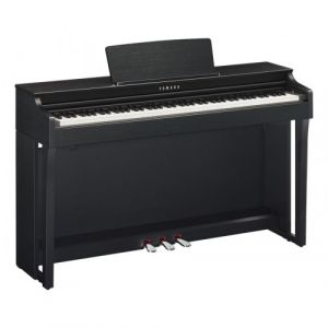 Yamaha CLP-625B Clavinova digital piano, black