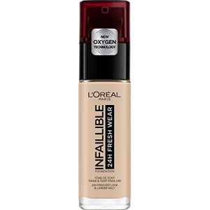 L'Oréal Infaillible 24H Fresh Wear 25 Rose Ivory - Fond de teint