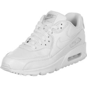 Nike Air Max 90 Leather chaussures blanc 46,0 EU