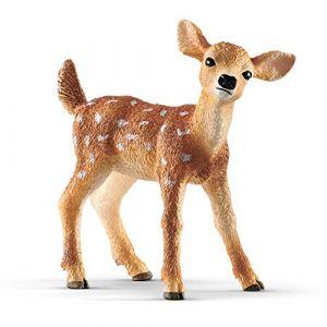 Schleich Wild Life 14820 - Figurine Faon de Virginie