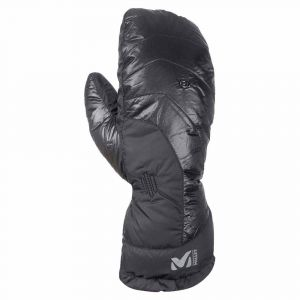 Millet Compact Down Mitten Gants Homme, Black, FR : S (Taille Fabricant : S)