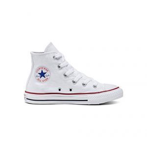 Converse Chaussures enfant CHUCK TAYLOR ALL STAR CORE HI blanc - Taille 20,21,22,23,24,25,26,27,28,29,30,32,33,35