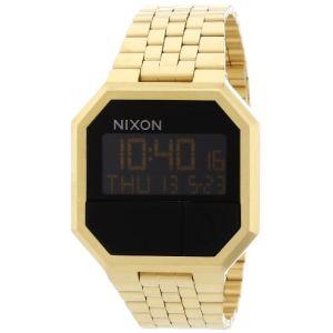 Nixon A158502-00 - Montre pour homme Re-Run