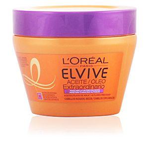 L'Oréal Masque Nutrition Curl Huile Extraordinaire Elvive - Cheveux bouclé et secs - 300 ml