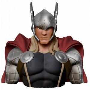 Semic Distribution Tirelire buste Thor Marvel Comics 22 cm