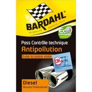 Bardahl Pass'Contrôle Technique Antipollution Diesel