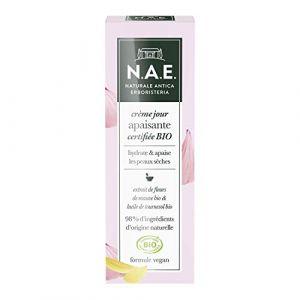 N.A.E. Crème jour apaisante mauve & tournesol bio