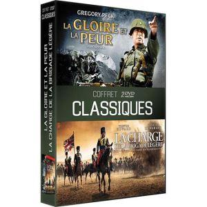La Gloire et la Peur - La Charge de la Brigade Légère - Coffre 2 Films