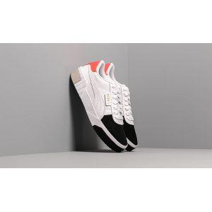 Puma Cali Remix Wn's, Baskets Femme, White Black 02, 4 EU